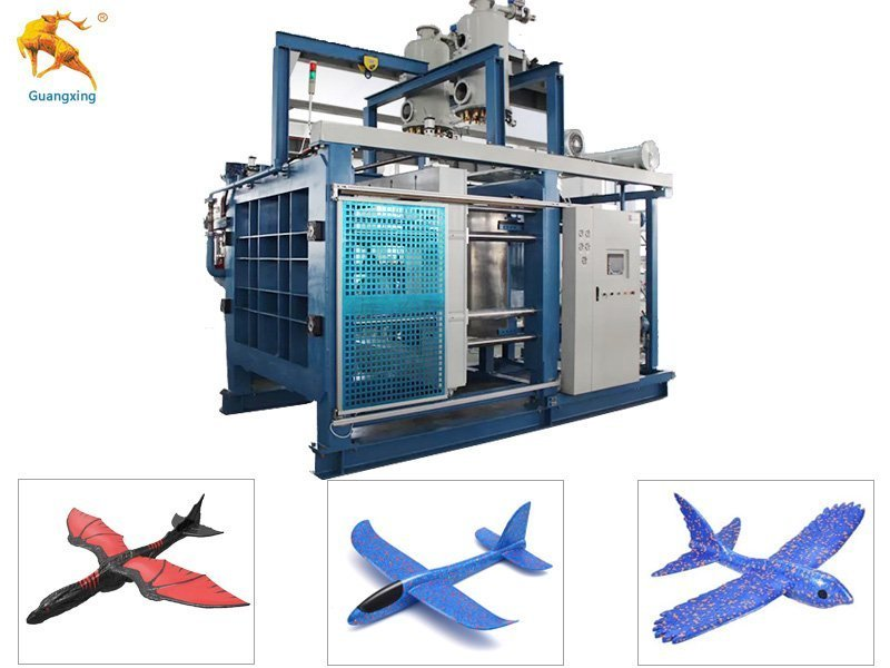 EPP Machine For Hand Glider