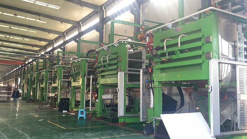 EPP Moulding Machine