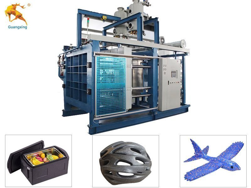 EPP Automatic Moulding Machine